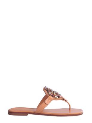 Tory Burch Crystal Miller Sandals