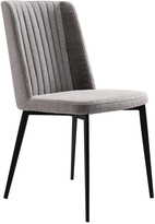 Armen Living Maine Contemporary Dining Chair