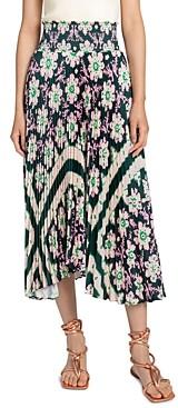 A.L.C. Sonali Printed Skirt