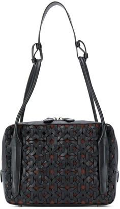 Rodo Light Box interwoven shoulder bag