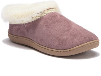 Dr. Scholl's Tatum II Faux Fur Lined Slipper