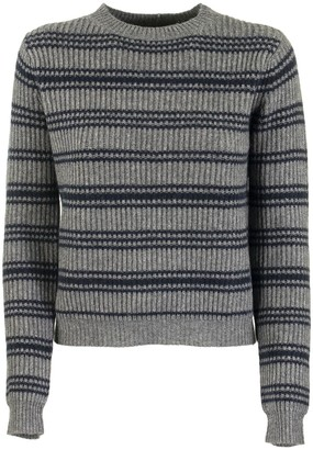 Max Mara Teano Wool And Cashmere Yarn Jumper