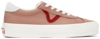 Vans Red OG Epoch LX Sneakers