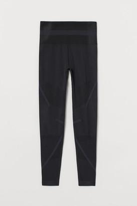 H&M Seamless Leggings High Waist