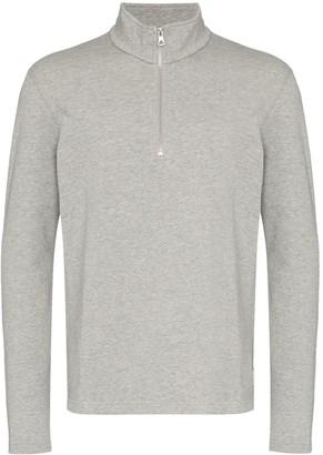 Reigning Champ Half-Zip Sweatshirt