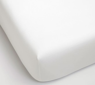 Pottery Barn Organic Percale Fitted Sheet
