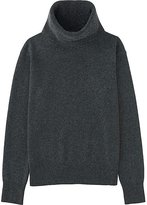 Uniqlo Women's Cashmere Turtleneck Sweater