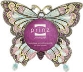 JCP Butterfly Beaded 2x2 Picture Frame