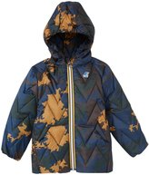 K-Way Marten Thermo Jacket (Toddler/Kid) - Camo Nato-6 Years