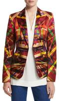 Escada L.A. Lights Printed Jacket, Multi Colors