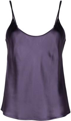 La Perla Brenda silk camisole top