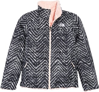 The North Face Kids' Mossbud Swirl Reversible Water Repellent Jacket