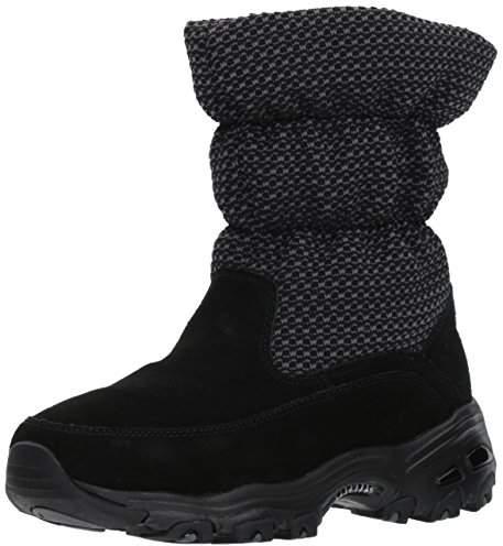 Skechers Women's D'Lites Boots, (Black), 41 EU