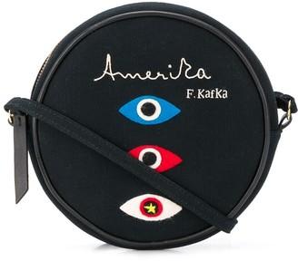 Olympia Le-Tan Kafka's Amerika clutch