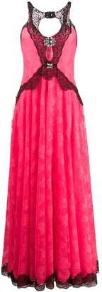 Christopher Kane Neon Lace Dress