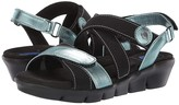 Wolky Electra (Ice Blue) Women's Shoes