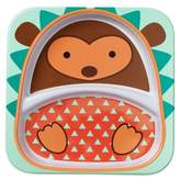 Skip Hop SKIP*HOP® Zoo Divided Plate in Hedgehog