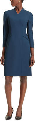 M.M. LaFleur M.M.Lafleur Olivia Wool-Blend Dress