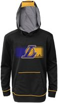 adidas Boys 8-20 Los Angeles Lakers Pullover Hoodie
