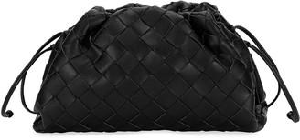 Bottega Veneta The Intrecciato Mini Pouch Crossbody Bag