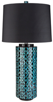 Surya Greenway Mother of Pearl Table Lamp