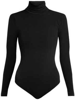 Wolford Colorado String Bodysuit - Black