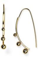 Aqua Aviva Threader Earrings