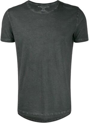 Majestic Filatures faded jersey T-shirt