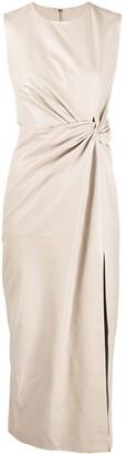 16Arlington Knot Detail Dress