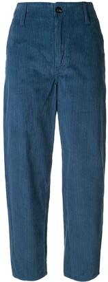 Nobody Denim Esoteric straight corduroy trousers