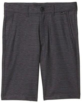 Travis Mathew Connected (Big Kids) (Grey Pinstripe) Men's Shorts