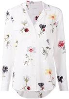 Equipment floral print shirt - women - Silk - L