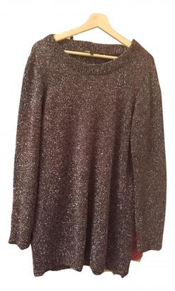 Maje Fall Winter 2019 Anthracite Glitter Dresses