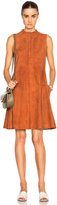 Brock Collection Suede Larissa Dress