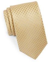MICHAEL Michael Kors Diamond-Pattern Silk Tie
