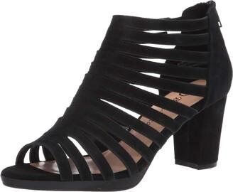 Bella Vita Maisie Block Heel Caged Sandal