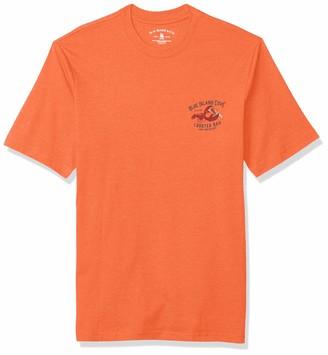 G.H. Bass & Co. Men's Big & Tall Big and Tall Short Sleeve Graphic Print T-Shirt