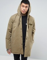 Obey Stadium Parka Jacket