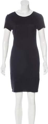 Alice + Olivia Short Sleeve Knee-Length Dress