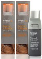 Viviscal Male Conceal & Densify Fibres - 2 Month Supply Value Pack