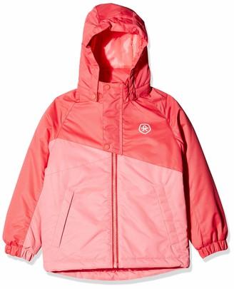 Color Kids Girl's Padded Winterjacke Jacket