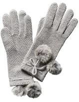 Phenix Knit Cashmere Gloves.