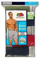 Fruit of the Loom Men's 5 pack Assorted Boxer Brief