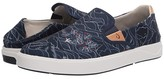 OluKai Lae'ahi Pa'i (Trench Blue/Pahoehoe) Men's Shoes