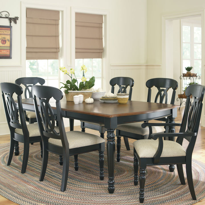 Raleigh FURNITURE PRIVATE BRAND 7-pc. Dining Set