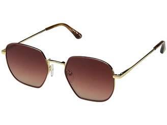 Toms Sawyer (Yellow Gold/Spice Enamel) Fashion Sunglasses