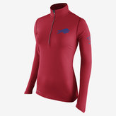 Nike Tailgate Element Half-Zip (NFL Bills) Women's Running Top