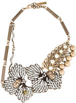 Oscar de la Renta Collar Necklace