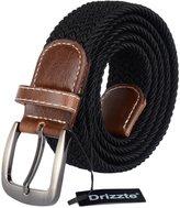 Drizzte Big Tall 63'' Plus Size Mens Elastic Stretch Waist Belt