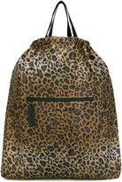 Hope leopard print backpack - women - Nylon - One Size